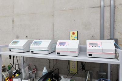 迅速抗原検査機(インフルエンザ検査機器)